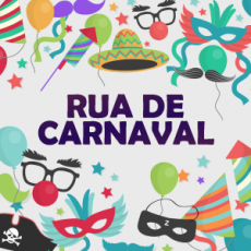 Rua de Carnaval 2020